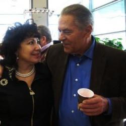 Стен и Кристина Гроф в Москве