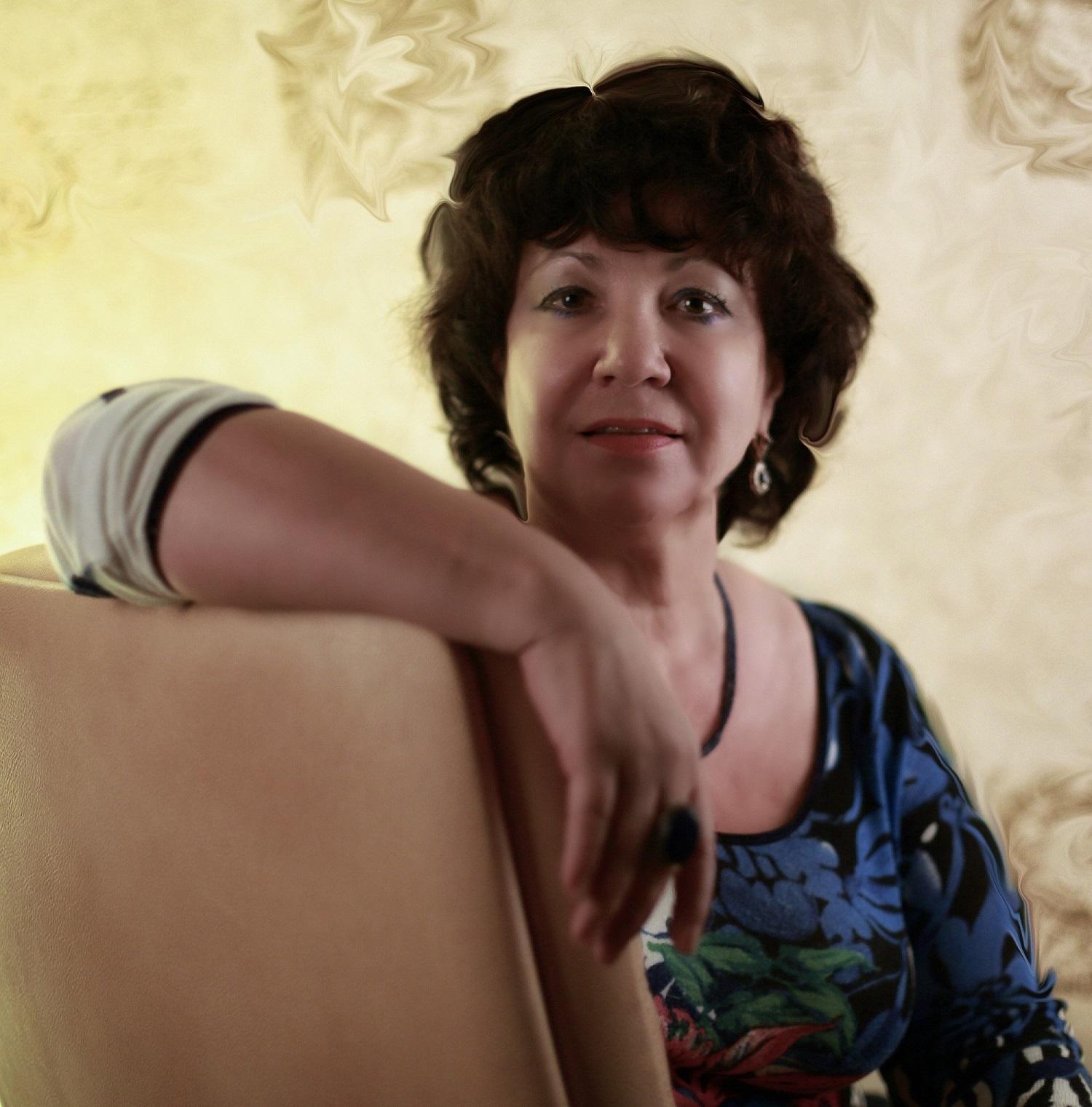 Психолог Вера Константинова