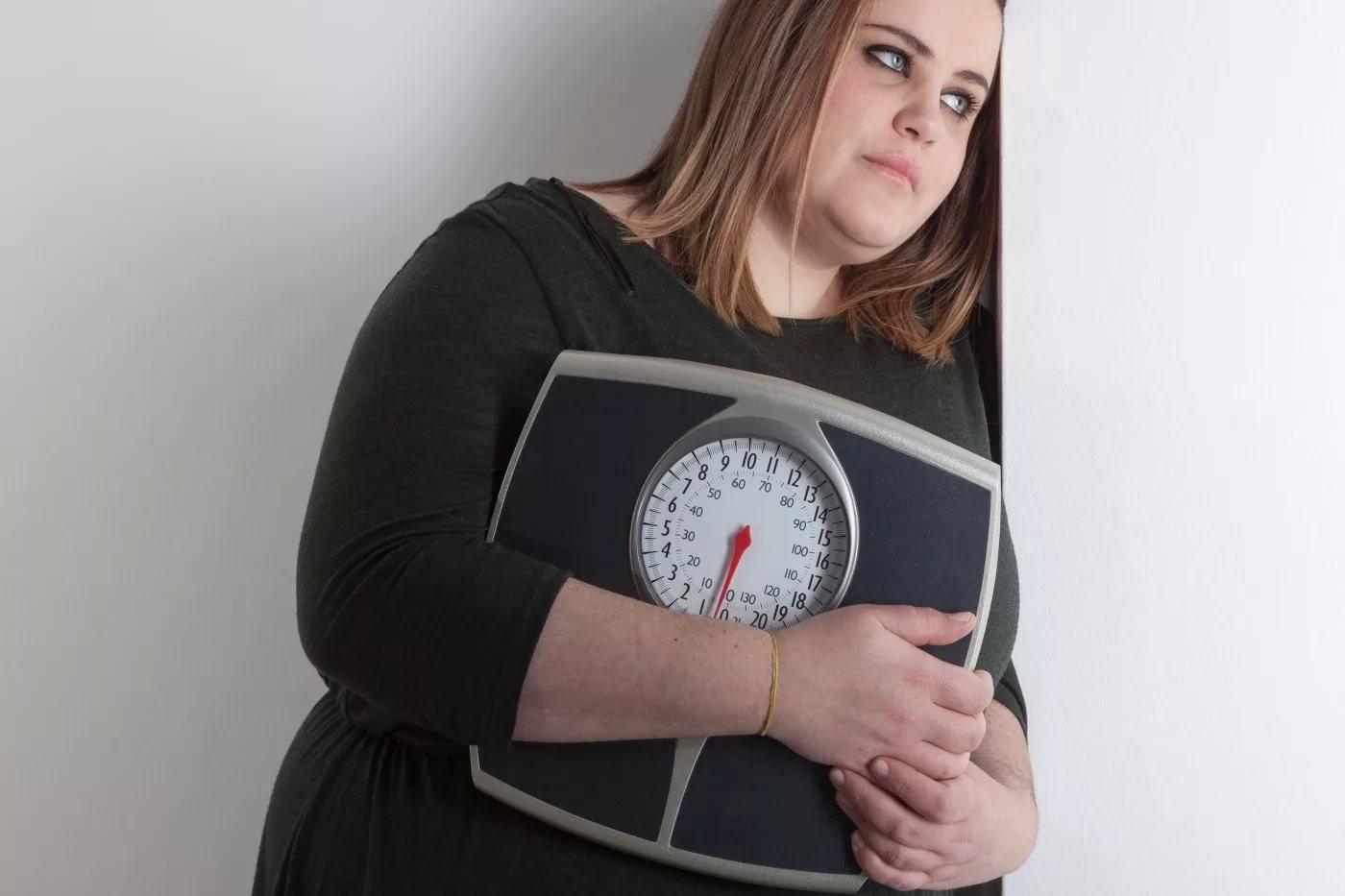 Лишний Вес У Женщин Причины